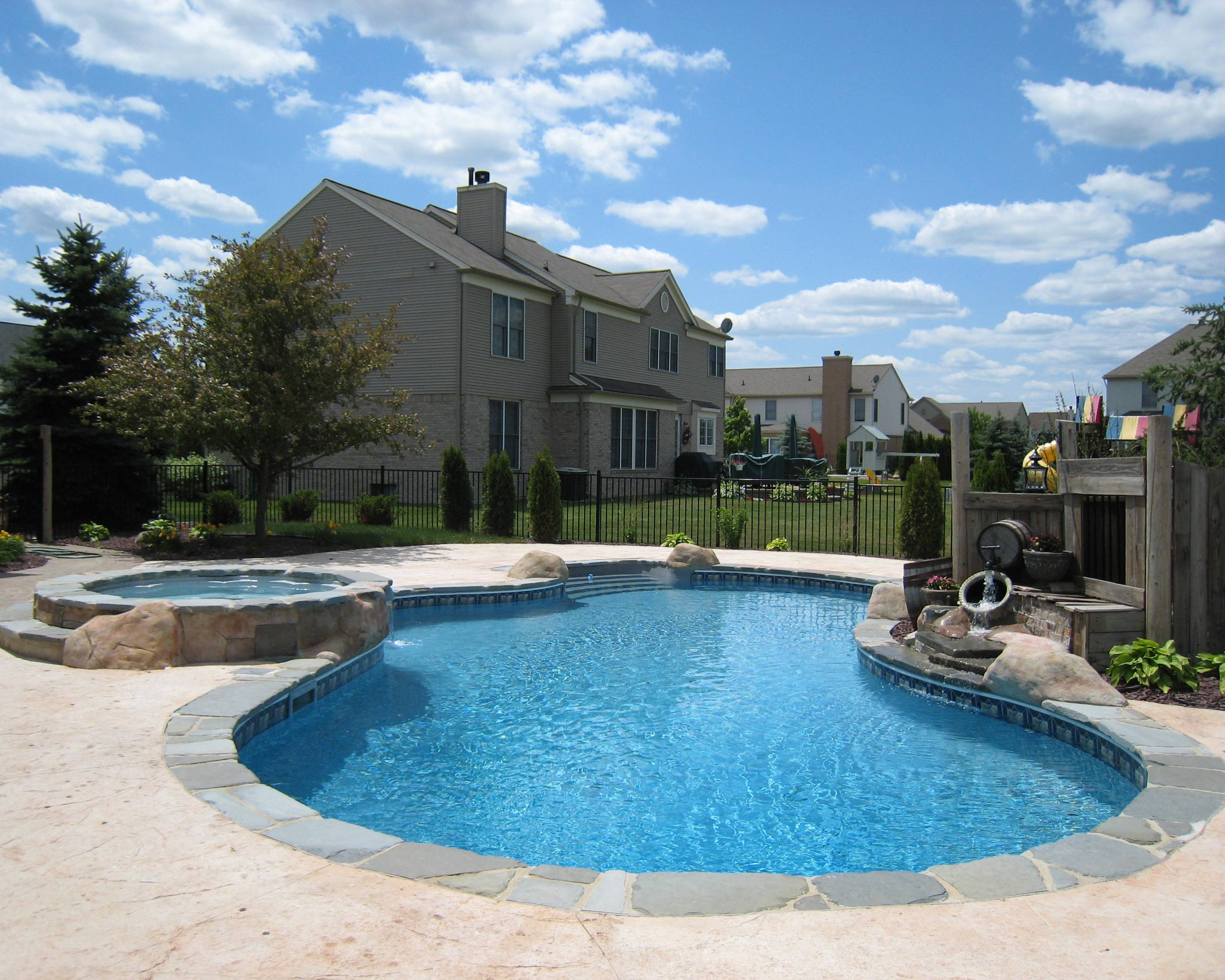 Swimming pool financing available for Pool financing