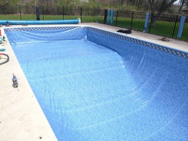 Liner Replacement By Pietila Pools Services