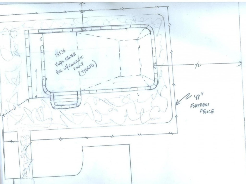 Special Needs Pool Design by Allan Curtis of Legendary Escapes
