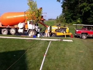 Legendary Escapes Swimming Pool Builder in Michigan readies for 2012 season