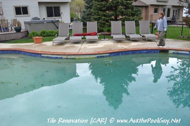 Renovations Of Vinyl Liner Or Gunite Pools Ask The Pool Guy