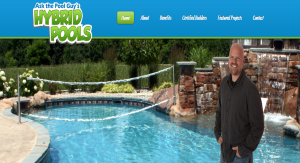 Ask the Pool Guy about Hybrid Swimming Pools