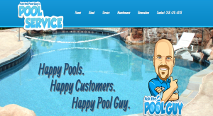 Ask the Pool Guy's Michigan Pool Service