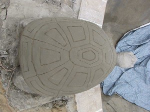 Small Turtle Carved (2)