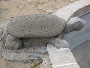 Small Turtle Carved Legendary Escapes
