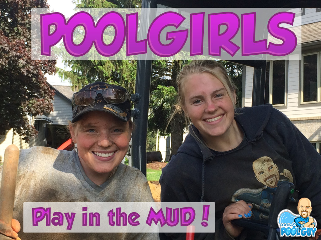 pool girls play in the mud copy