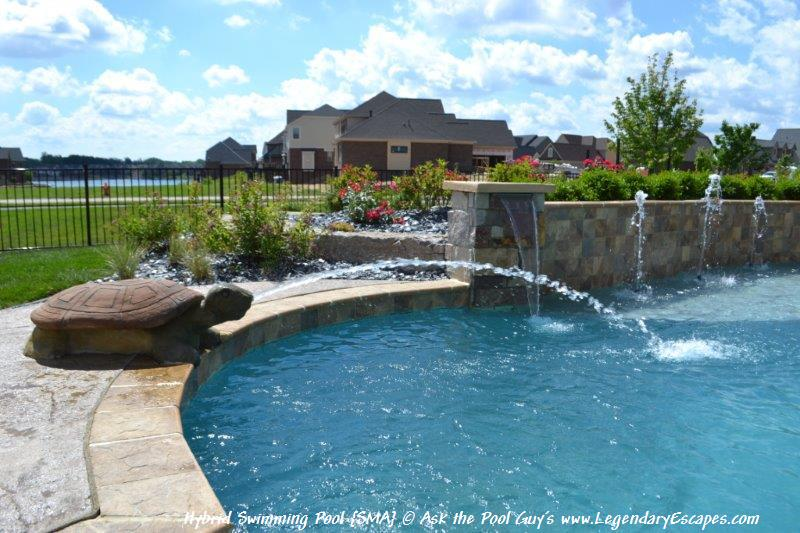 Legendary Escapes Hybrid Swimming Pool Sma Legendary Escapes 93