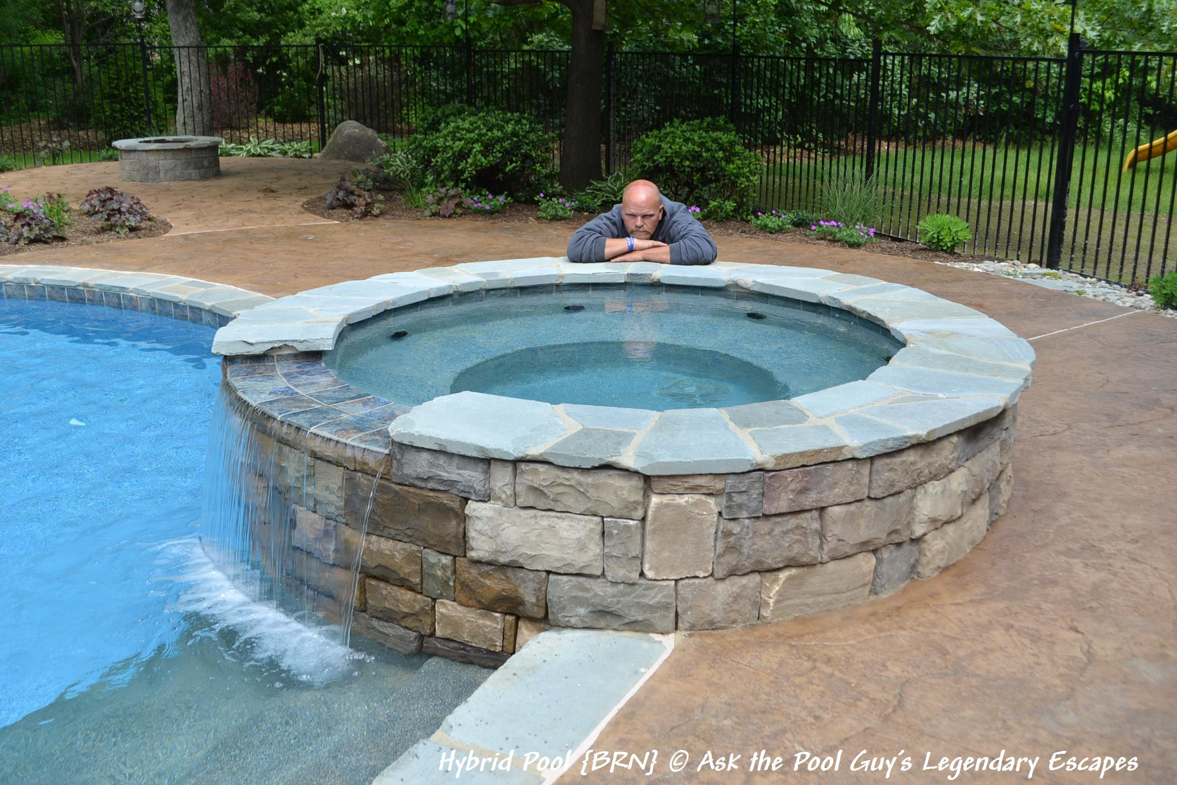 Pool Design And Build: Al Curtis, Legendary Escapes Resident Ask The Pool  Guy, Landscape By Naturally, Jodi