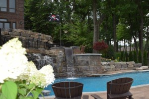 Outdoor Adventure Pool by Legendary Escapes {LW} (533)