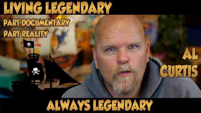 al curtis legendary escapes