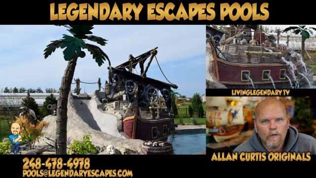 legendary escapes